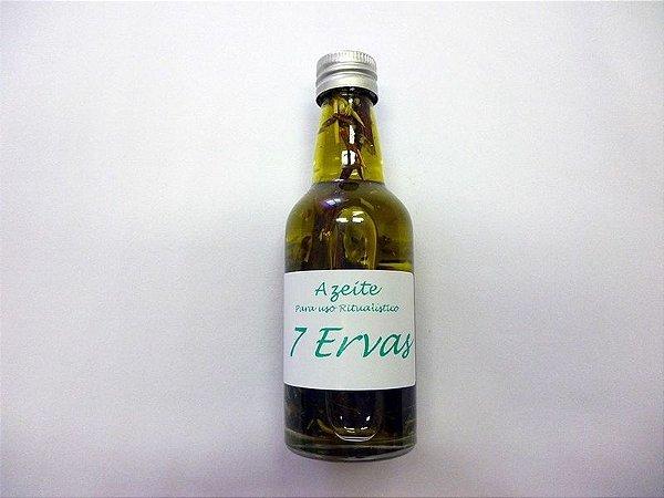 AZEITE 7 ERVAS I 50 ml