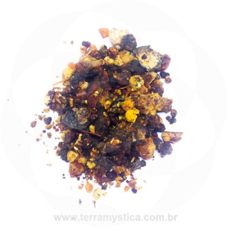 INCENSO RESINA - OPOPONAX : 20 gr