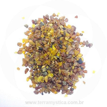INCENSO RESINA - AMBAR : 15 gr
