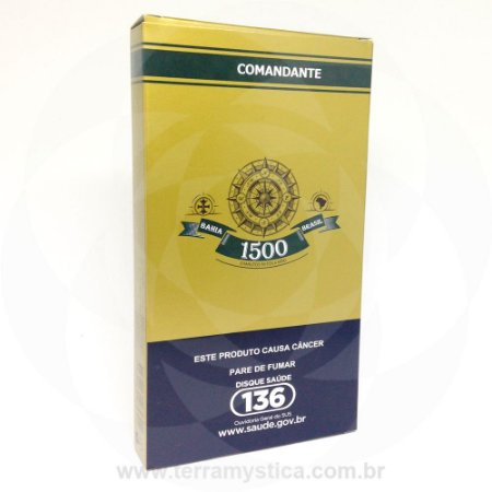 CHARUTO 1500 COMANDANTE - PTC 05 un