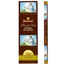 INCENSO INDIANO - BHARAT VASI : Aroma da Índia