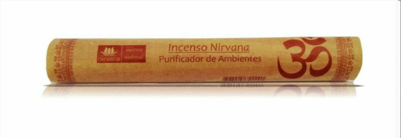 NIRVANA INCENSO NATURAL - LIMPEZA PESADA