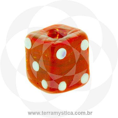 FIRMA ESPECIAL DE VIDRO - Dado Vermelho e Branco
