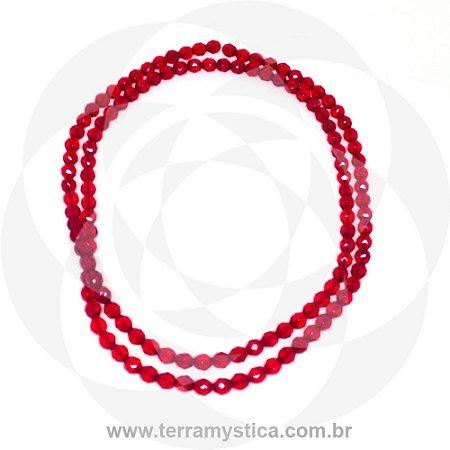 GUIA DE CRISTAL - Vermelho