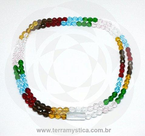 GUIA DE CRISTAL - 7 Linhas com firma