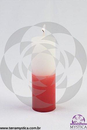 VELA 7 DIAS - Branca e Vermelha