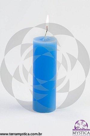 VELA 7 DIAS - Alfazema - Azul Claro