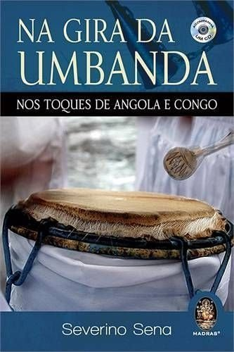 NA GIRA DE UMBANDA com CD :: Severino Sena