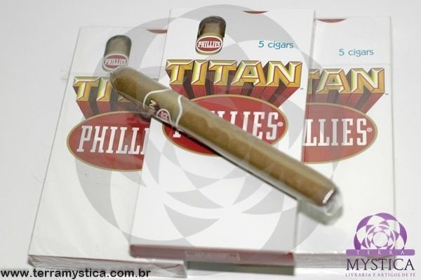 TITAN Phillies Natural I PTC c/ 05 un.
