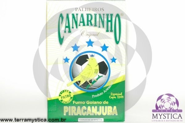 PALHEIRO CANARINHO :: Tabacaria I Maço com 20 un.