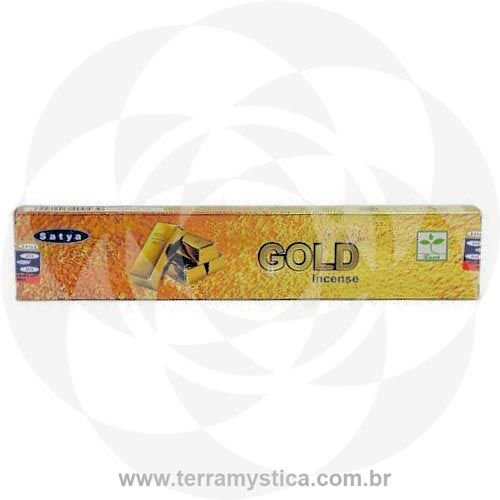 INCENSO INDIANO DE MASSALA - SATYA GOLD