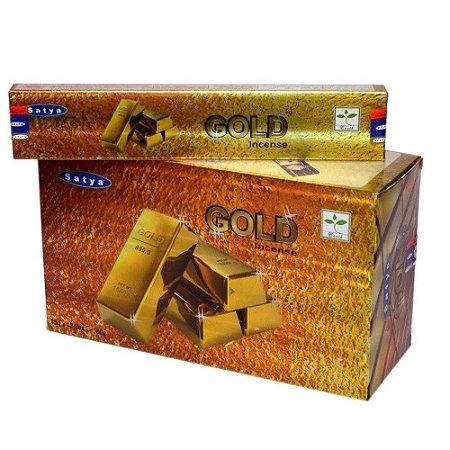 INCENSO SATYA GOLD