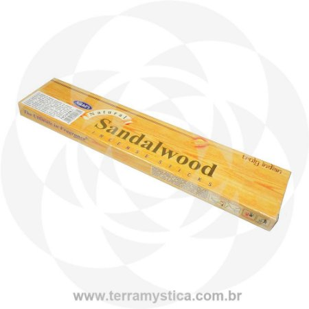 INCENSO INDIANO DE MASSALA - SANDALWOOD
