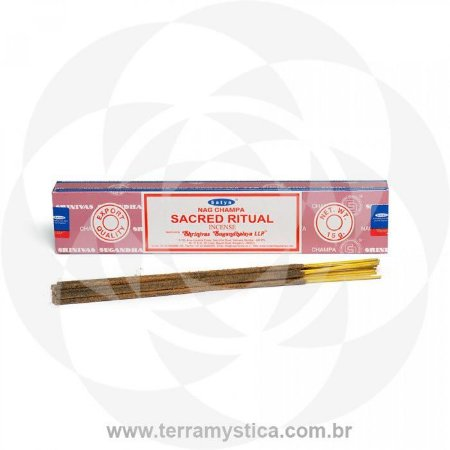INCENSO INDIANO DE MASSALA - SATYA SACRED RITUAL