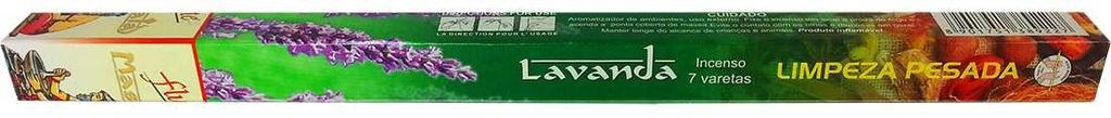 INCENSO INDIANO DE MASALA - LAVANDA