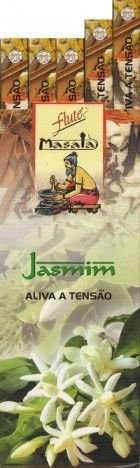 INCENSO INDIANO DE MASALA - JASMIM