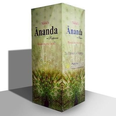 INCENSO INDIANO DE MASSALA - ANANDA