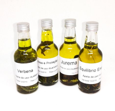 KIT AZEITES TERAPEUTICOS - KIT 4