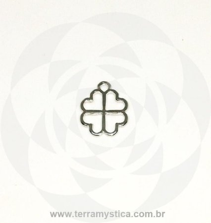 PINGENTE TREVO - Niquel