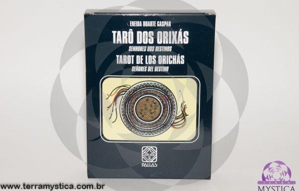 TARÔ DOS ORIXÁS - 78 cartas I Pallas