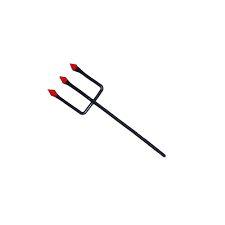 TRIDENTE - EXU : 10 cm
