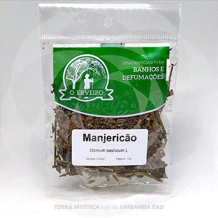 ERVA - MANJERICÃO  - O ERVEIRO
