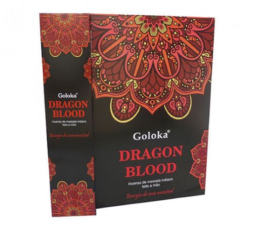 INCENSO DRAGON BLOOD GOLOKA