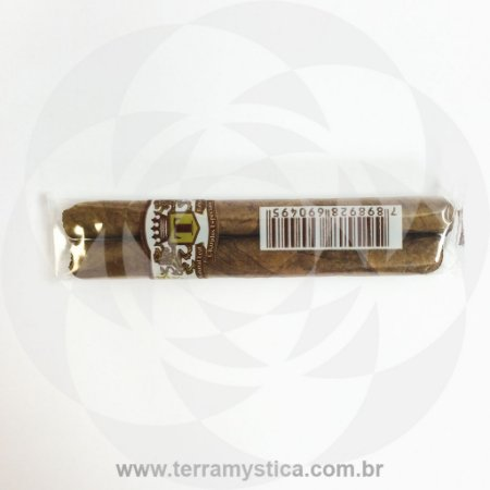 CIGARRILHA TALVIS BRASIL BROWN :: 2 Unidades - Rituais