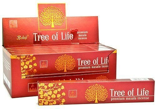 INCENSO TREE OF LIFE  BALAJI