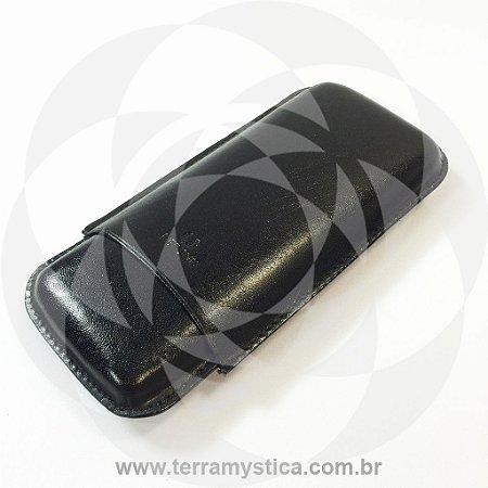 CHARUTEIRA NERONE CLASSY BLACK P/3