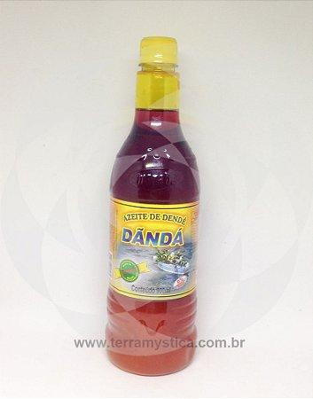 AZEITE DE DENDÊ 900 ml