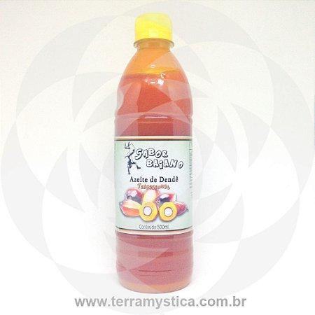 AZEITE DE DENDÊ 500 ml
