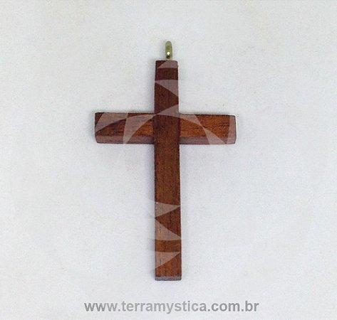 CRUZ DE MADEIRA - 7x4 cm
