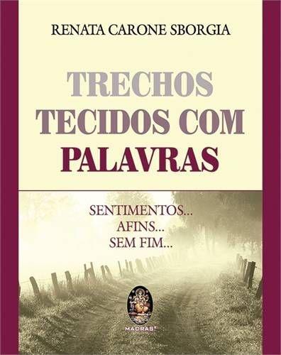 TRECHOS TECIDOS COM PALAVRAS