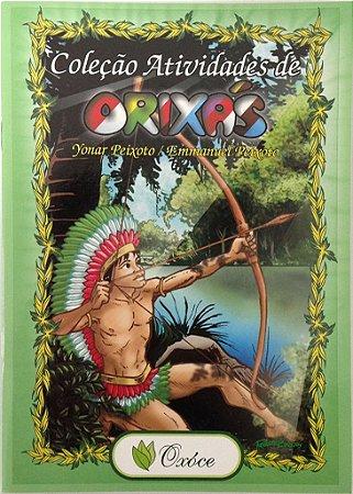 Coleção ATIVIDADES DE ORIXÁS :: Livros