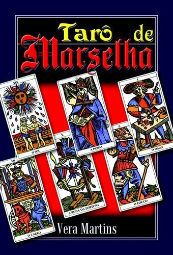 TARÔ DE MARSELHA - 22 CARTAS