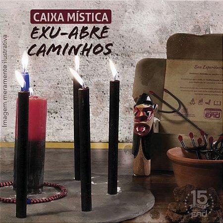 CAIXA MÍSTICA EXU - ABRE CAMINHO