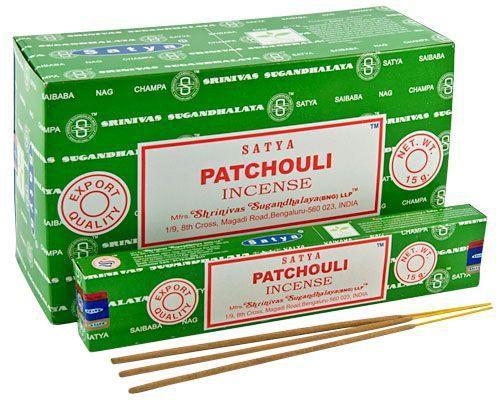 INCENSO SATYA - PATCHOULI