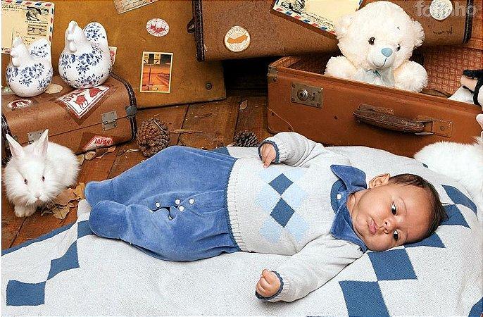 Saída de Maternidade Jonathan