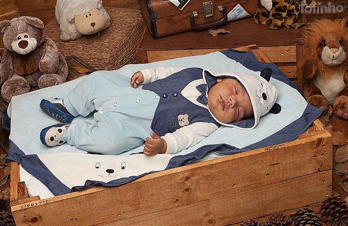 Saída de Maternidade Urso