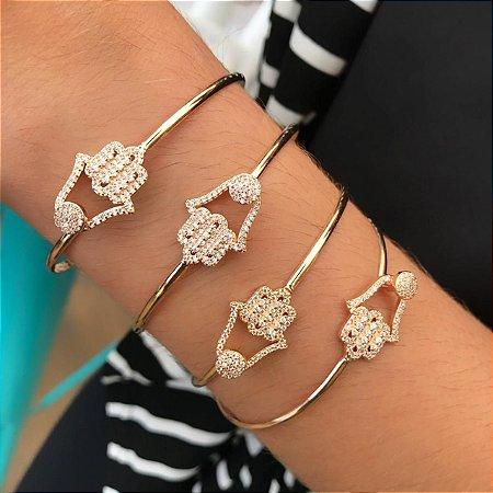 Bracelete Mão de Fátima