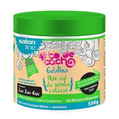 Gelatina #Todecacho – Não Sai Da Minha Cabeça - 550g