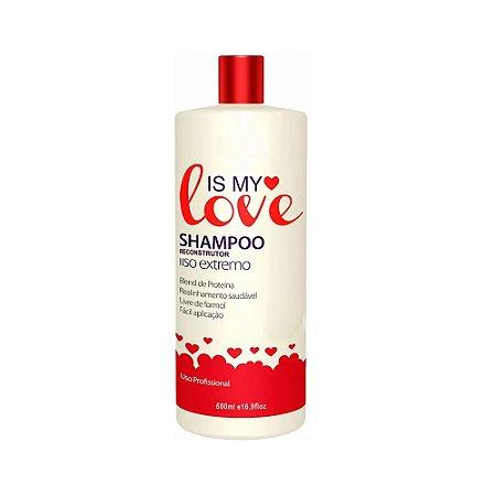 Is My Love Shampoo que Alisa -500ml