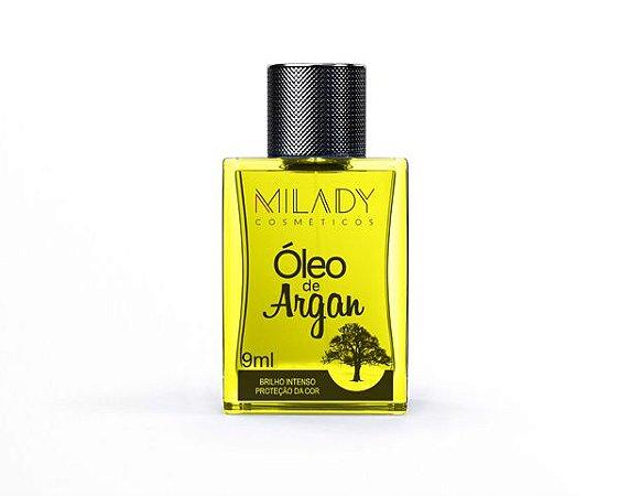Óleo de Argan 9 ml - Milady Cosméticos