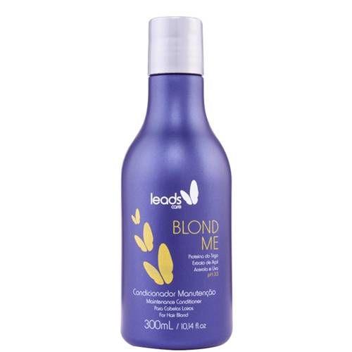 Condicionador Leads Care Manutenção Blond Me 300ml
