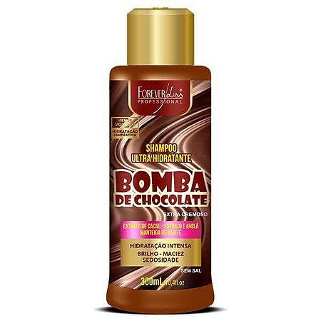 Shampoo Bomba de Chocolate 300ml