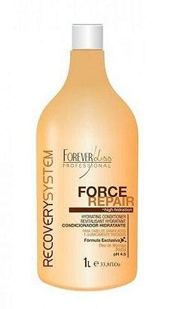 Forever Liss Force Repair Condicionador Hidratante - 1Litro