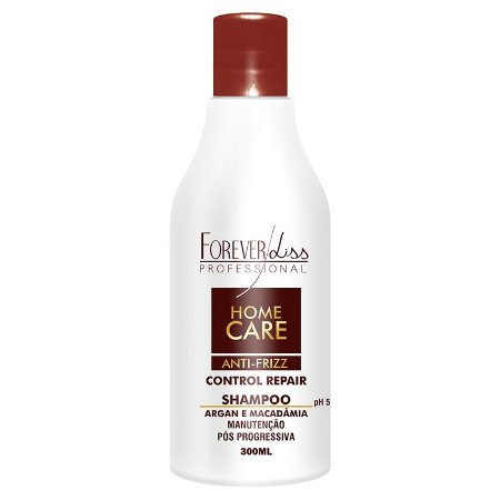 Forever Liss Home Care Shampoo  Pós Progressiva - 300ml