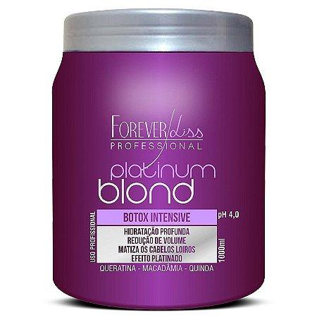 Forever Liss Platinum Blond Botox Intensive Matizador - 1kg