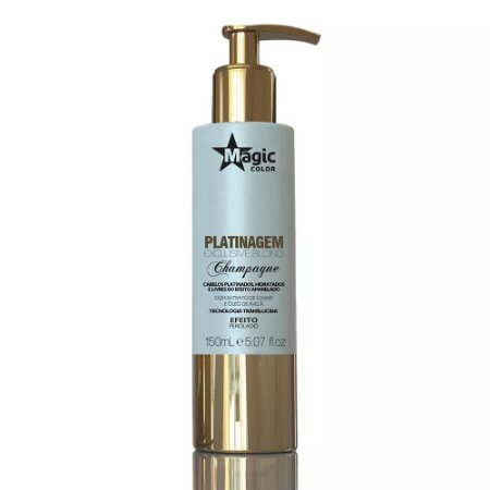 Magic Color - Platinagem Exclusive Blond Champagne - 150ml